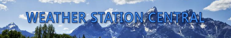 Weather Station Central